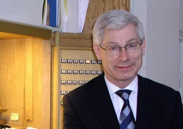 Фагиус— профессор Королевской Датской музыкальной академии вКопенгагене, приглаш