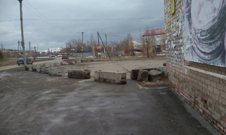 Транспортные страсти в Красногорском городском поселении Еманжелинского муниципального района (Че