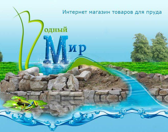 Декоративный пруд, который может расположиться на приусадебной территории, призван радовать глаз.