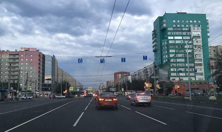 Недовольство автомобилистов вокруг ремонта-реконструкции Комсомольского проспекта по-преж
