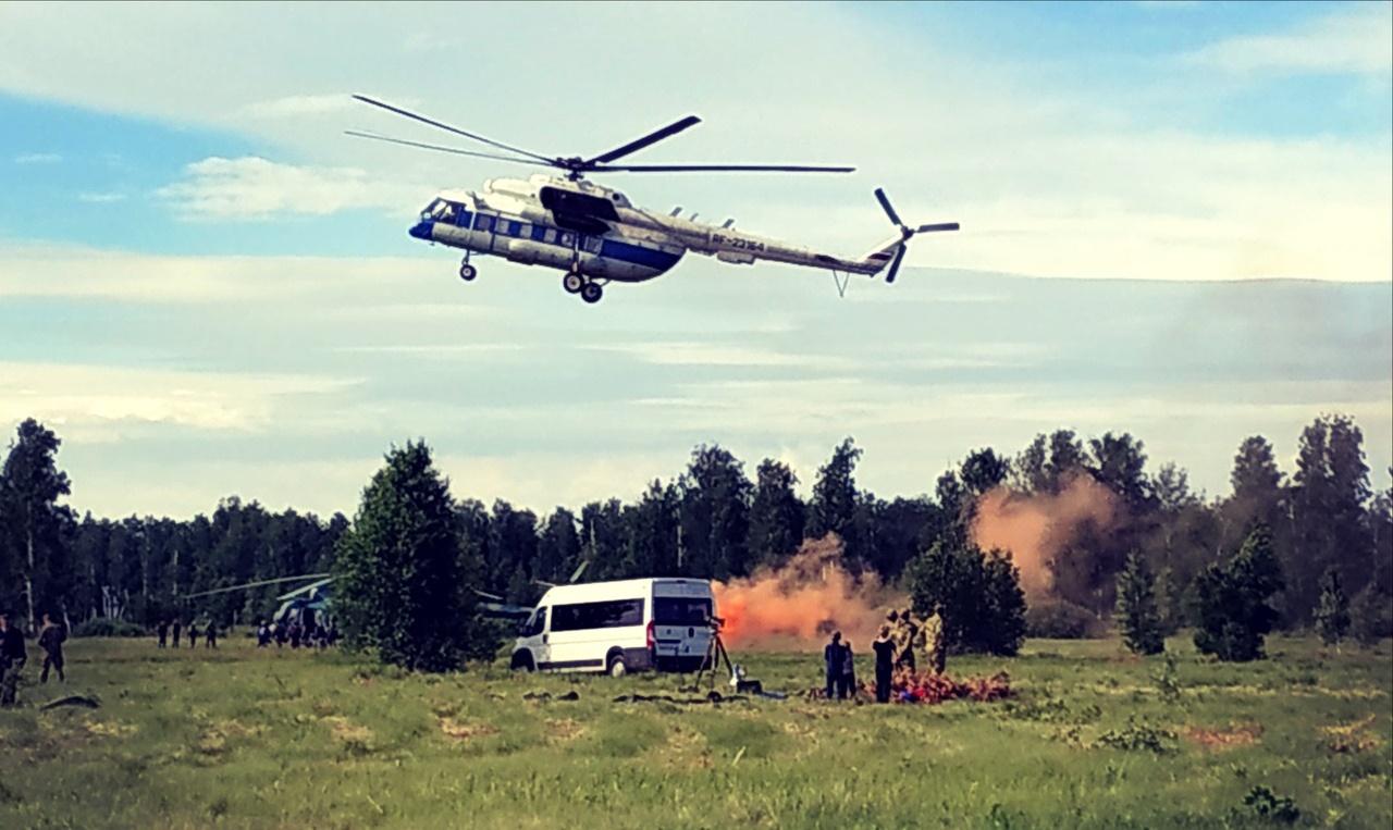 В Челябинской области сегодня, 28-го июня, победой над террористами закончилось трехдневное такти