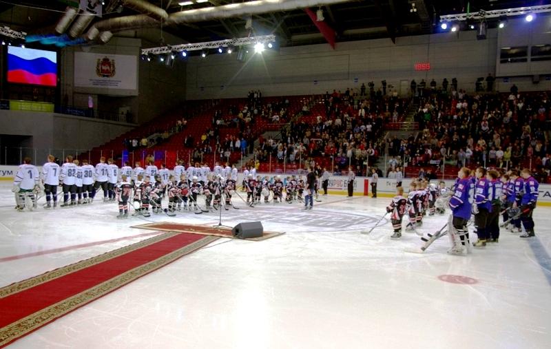 В первый день мероприятия на Ледовой арене «Трактор» самые талантливые хоккеисты России сыграли в