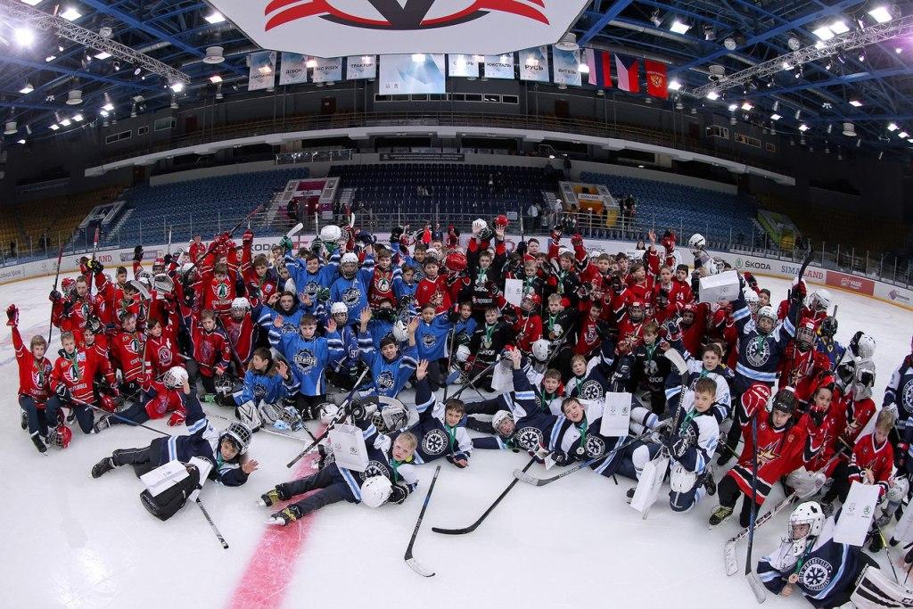 В Челябинске пройдет седьмой по счету Международный юношеский хоккейный турнир «Кубок SKODA». В б