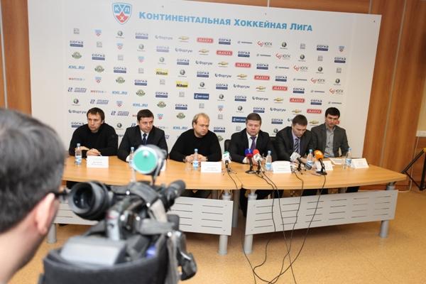 – Этот год можно назвать для Челябинска годом большого хоккея. 12 марта состоится Кубок Будущего,