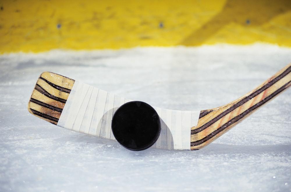 Президент Федерации хоккея России, легендарный хоккеист Владислав Третьяк на сле