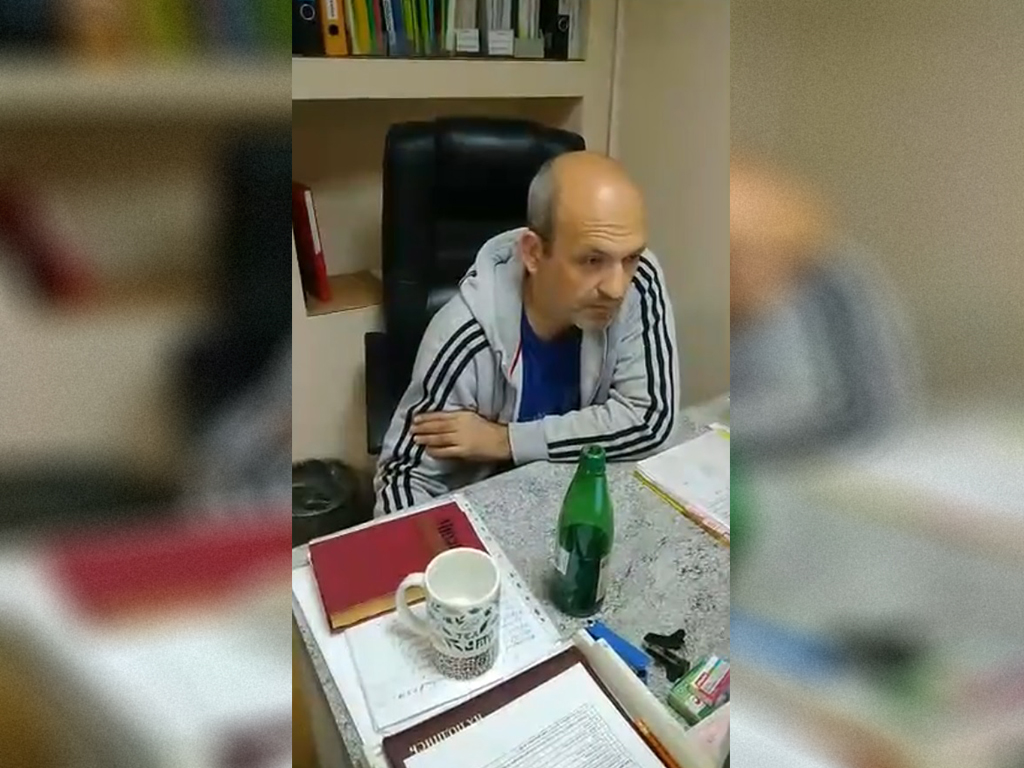 «Черную метку» от судейского комитета Федерации каратэ России получили южноуральцы Сергей