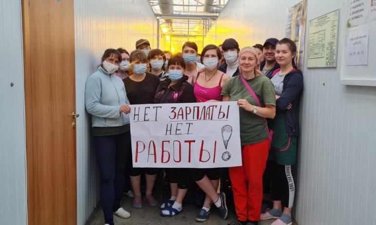 В Челябинске набирает обороты скандал, возникший из-за невыплаты аванса сотрудникам агрокомплекса