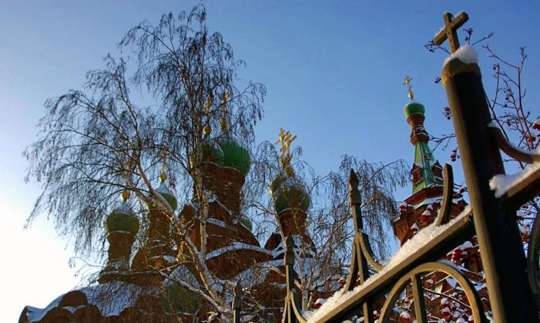В среду, шестого января, в Челябинской области ожидается облачная погода с прояснениями, пройдет