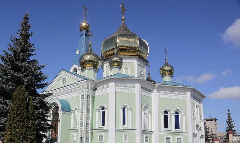 В воскресенье, 18 апреля, митрополит Челябинский и Миасский Григорий (Петров) проведет последнюю