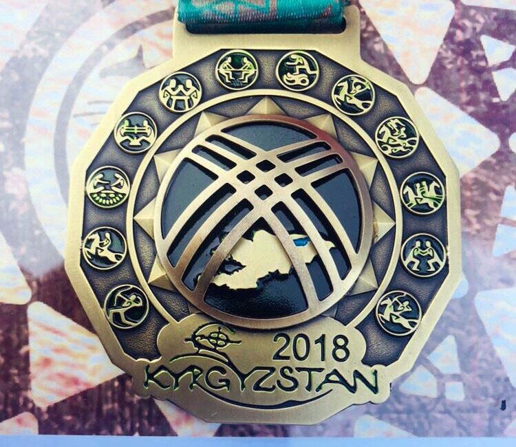 Спортсмен из Челябинской области Данил Биктимиров стал бронзовым призером Всемирных игр кочевнико