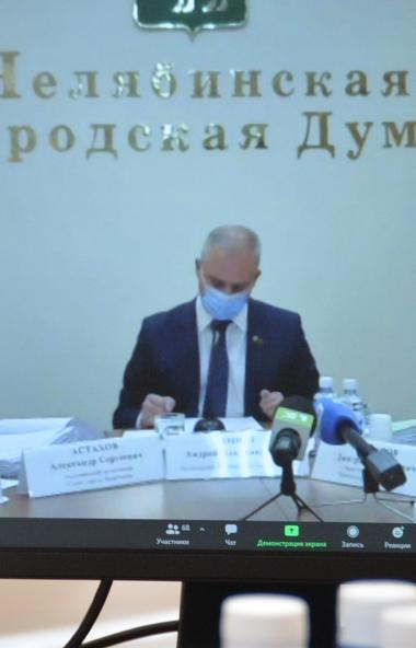 В Челябинске появилось два новых почетных гражданина.  Это экс-начальник ГУВД по Челябин