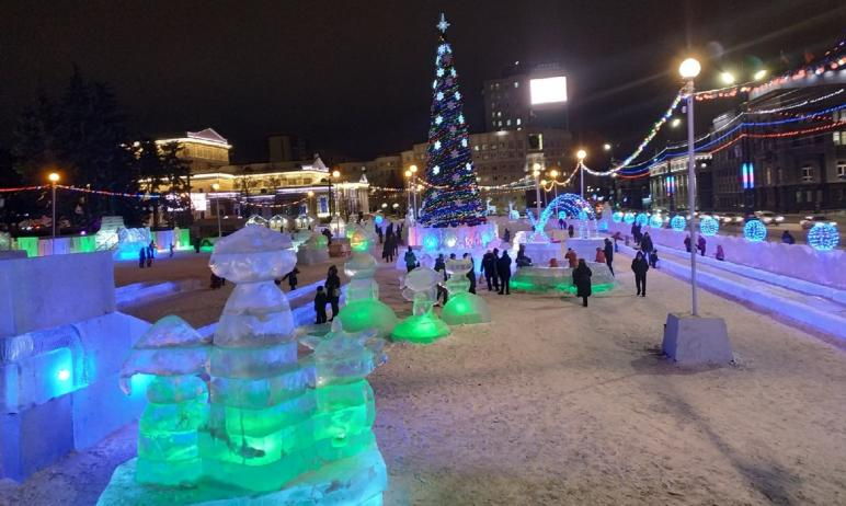 В новогодние каникулы в Челябинской области состоится более 300 показов спектаклей, концертов и м