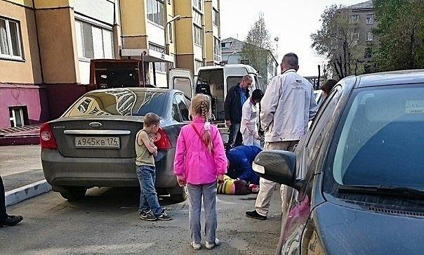 Как сообщили агентству «Урал-пресс-информ» в ГИБДД города, авария произошла во вторник, 12 мая, в