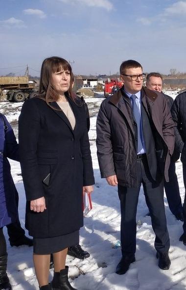Шесть сотрудников администрации Розинского городского поселения (Коркинский муниципальный район,