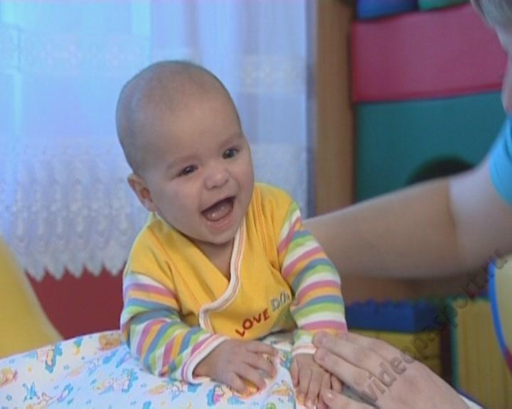 «Андрей родился в июле 2005 года. Он очень активный и общительный мальчик, - рассказала агентств