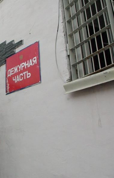 В колонии Копейска №6 (Челябинская область) заключенный, находящийся на «строгом режиме», з