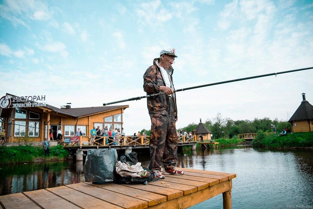 Рыбное хозяйство курорта поражает своим разнообразием: в водоеме обитают форель, карп, стерлядь,