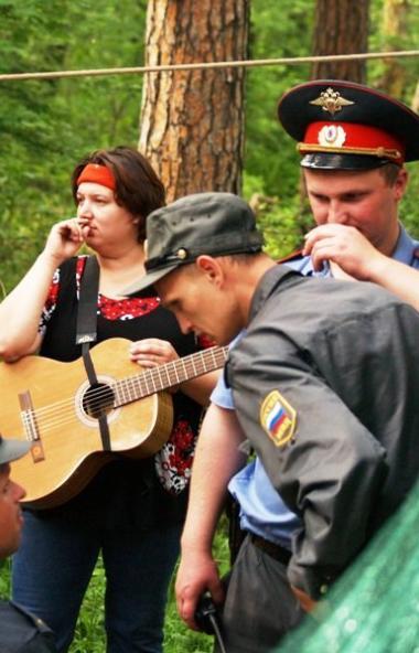 В этом году знаменитый Ильменский фестиваль, каждый год собирающий в Челябинской области бардов с