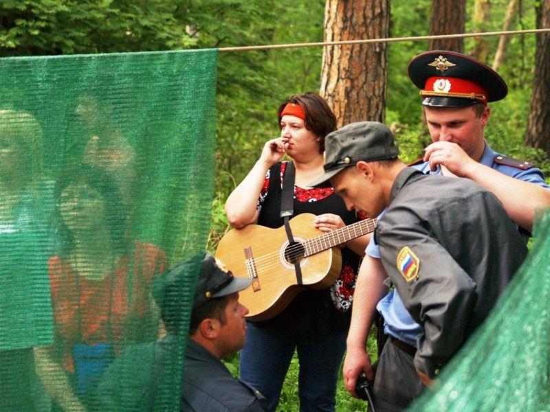 Как сообщили агентству «Урал-пресс-информ» в ГУ МВД области, одной из задач полицейских будет явл