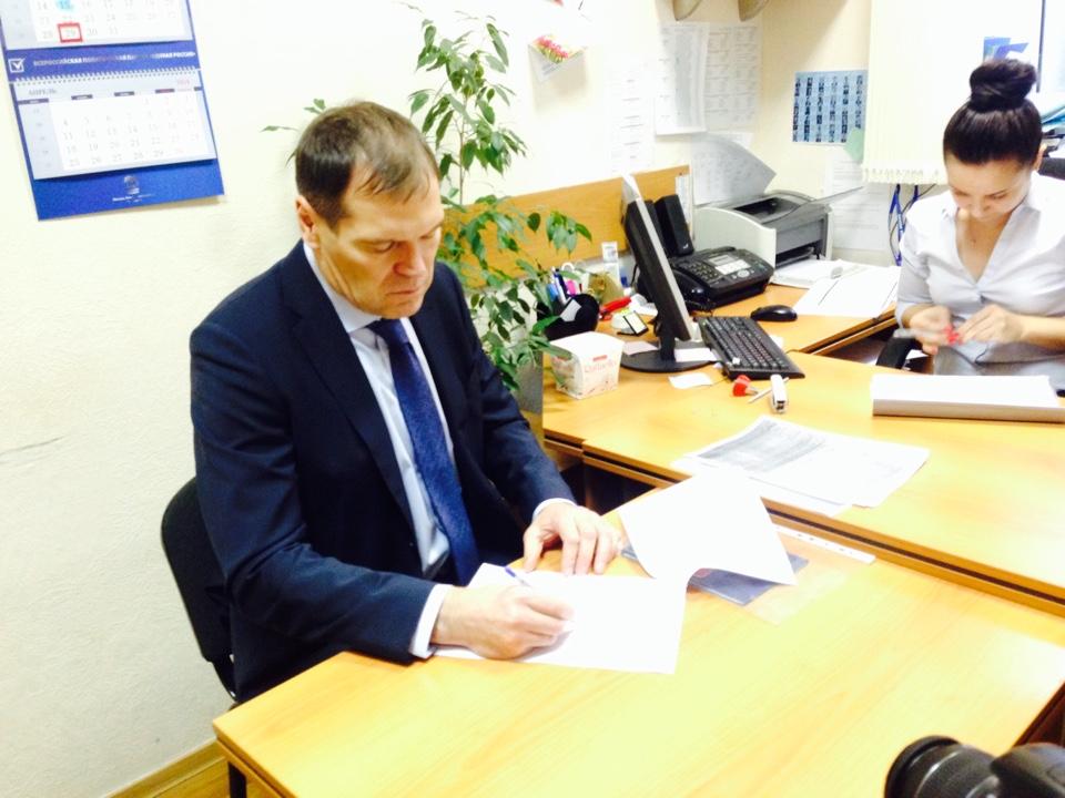 «Это большая ответственность, нужно работать, - отметил Барышев. –