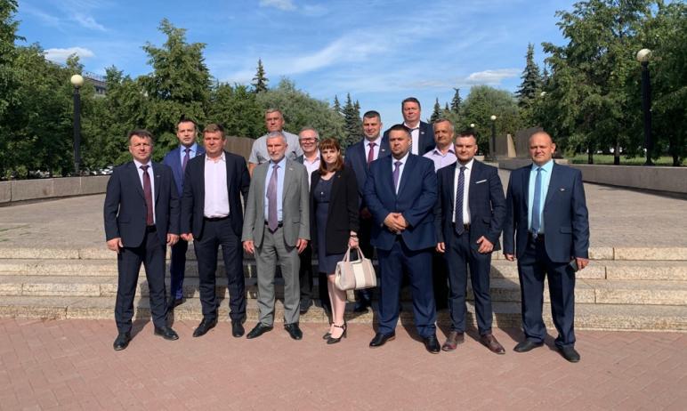 Вчера, 7 июля, в рамках проекта «100 городов» Челябинскую область посетил депутат Государственной