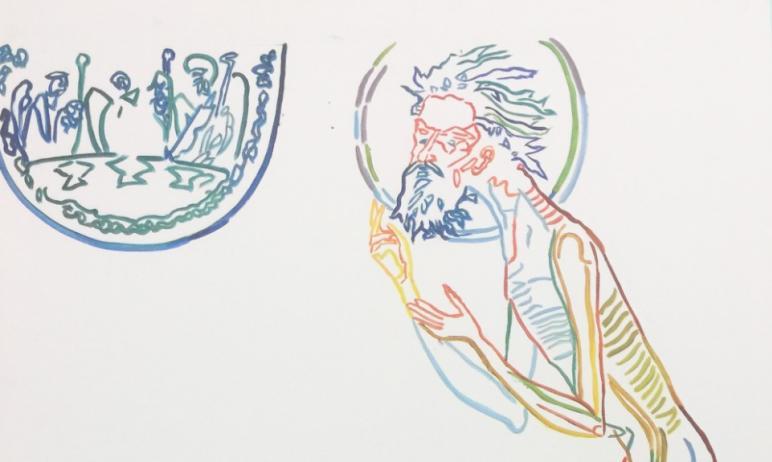 Выставка картин религиозной тематики «Ангел Земной. Человек Небесный» будет презентована в Челяби
