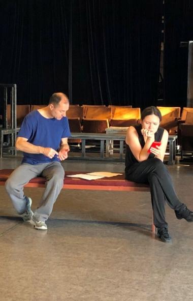 В воскресенье, 10 ноября, челябинский театр драмы представит зрителю свою новую работу «Курт».