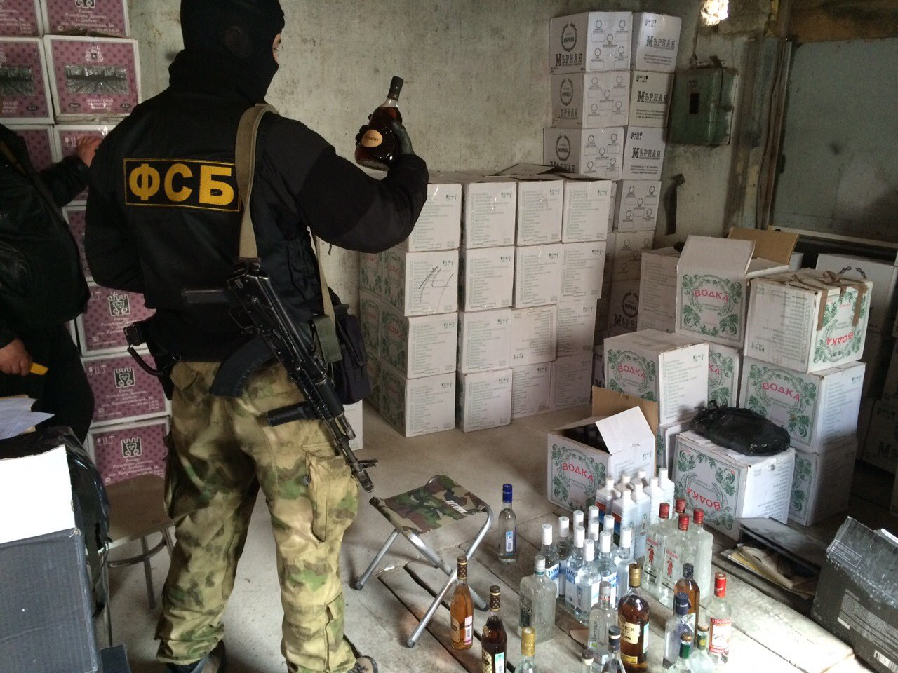 Операцию провели сотрудники УФСБ России по Челябинской области совместно с коллегами из региональ