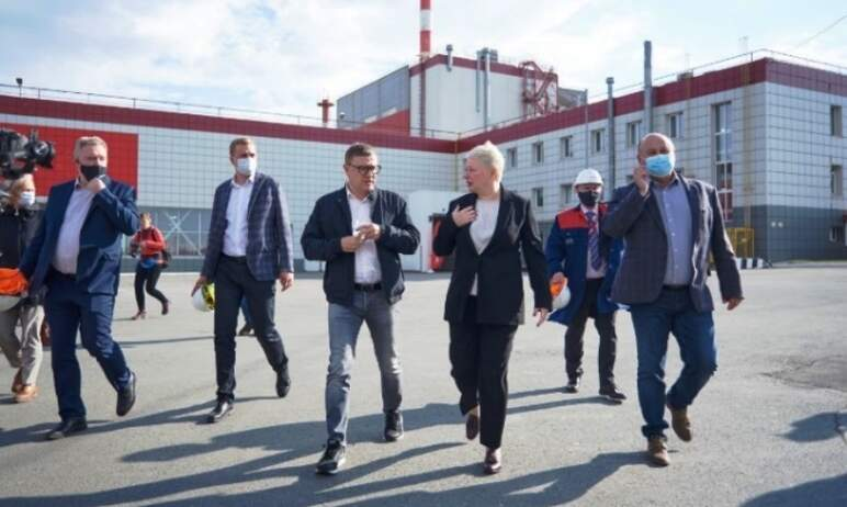 Вчера, 14 сентября, в Троицке (Челябинская область) состоялось торжественное открытие брикетного