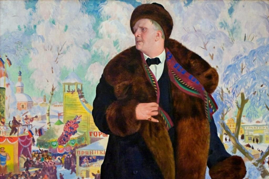 В Челябинскую область прибудет «Портрет Ф.И. Шаляпина» из Санкт-Петербурга. Известное поло