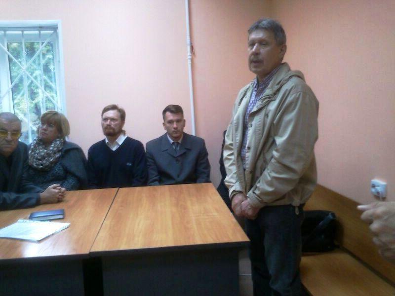 Как сообщила корреспонденту «Урал-пресс-информ» представитель движения в защиту Александра Попова