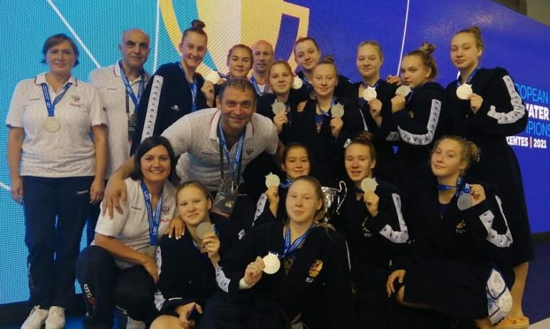 В Венгрии завершилось первенство Европы по водному поло среди спортсменок не старше 15 лет. Пораж