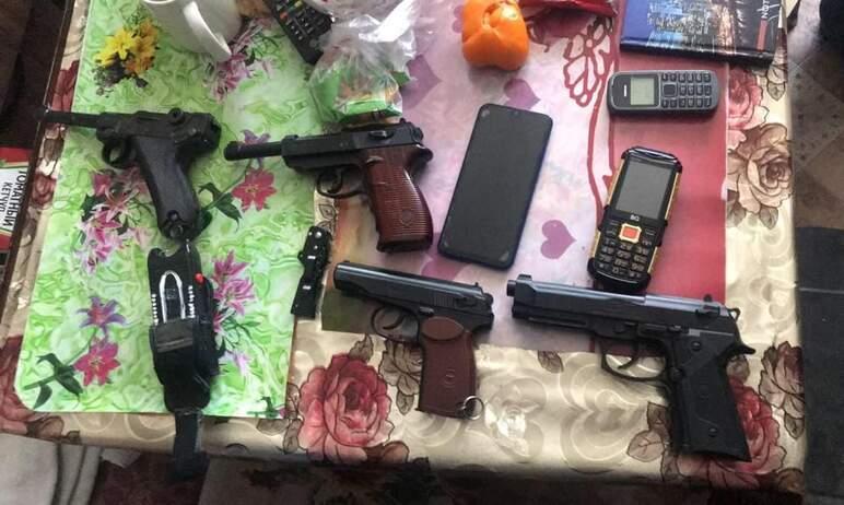 В Магнитогорске (Челябинская область) задержан местный житель, подозреваемый в совершении преступ