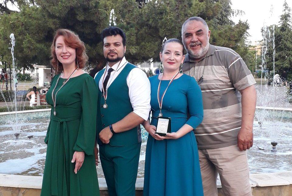 Музыканты Челябинской филармонии вернулись из Болгарии, где получили Гран-при XIV международного