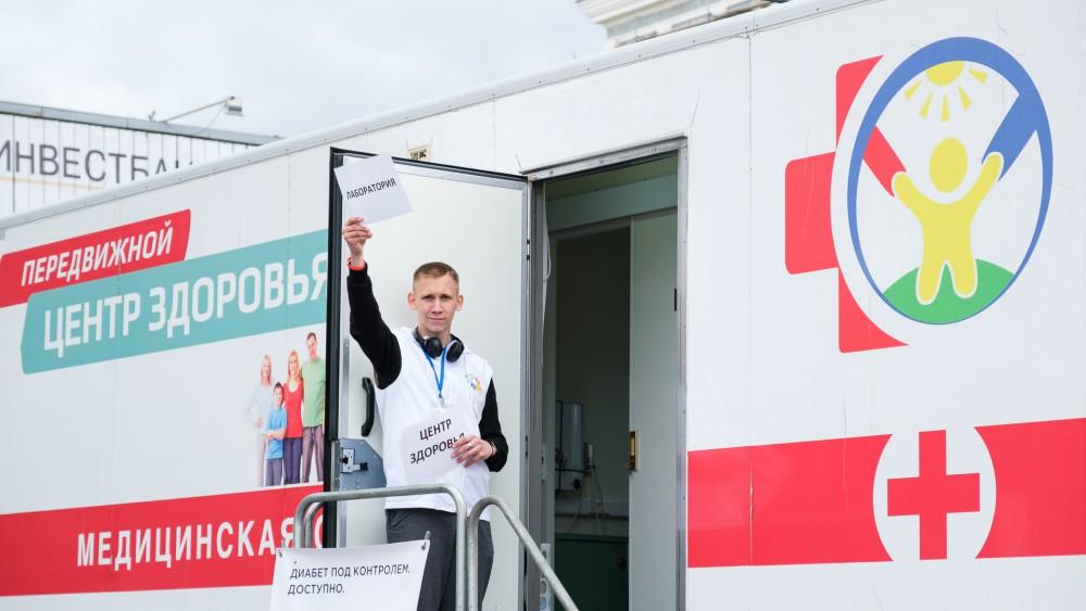 В Челябинске в предстоящие выходные на площади Революции жители и гости города вновь получат возм