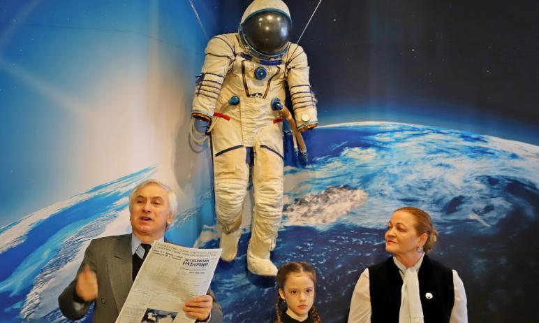 Вчера, 5 апреля, в Челябинске в Государственном историческом музее Южного Урала открылись две выс