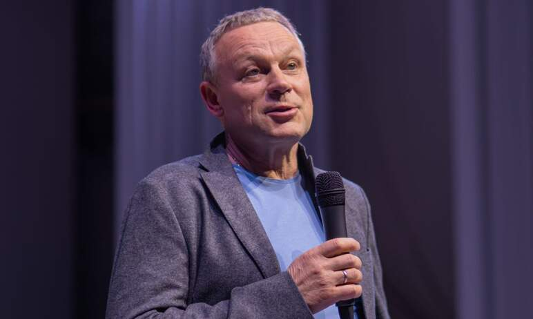 Челябинск посетил яркий и талантливый Сергей Жигунов – актер, продюсер, режиссер