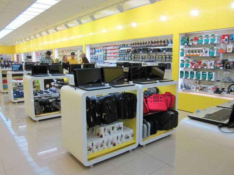29 мая в Сургуте открылся магазин в новом формате Communication Palace. «Евросеть» запустила прое