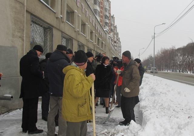 К таким выводам пришел глава городской администрации Сергей Давыдов после того, как лично проинсп