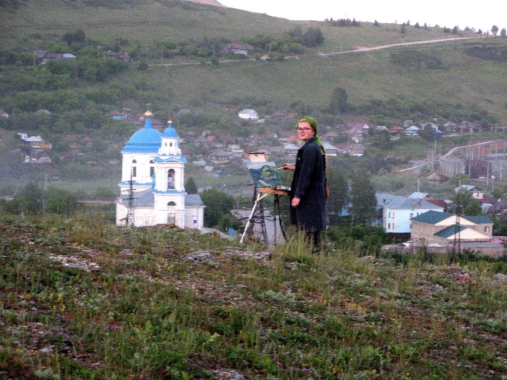 В предстоящие выходные Челябинская область будет принимать молодых художников со всей страны.