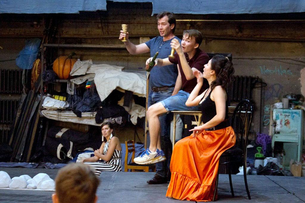 Челябинскую публику ждутт итальянские «Паяцы» - самую известную оперу Руджеро Леонкавалло в столи