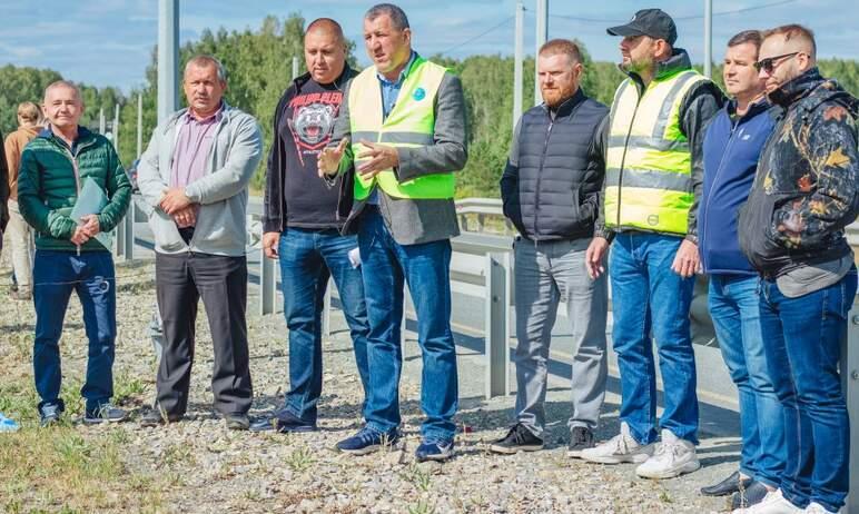 Национальная ассоциация «Грузавтотранс» и партия «Новые люди» побывали в Челябинской области с ан
