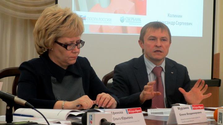 Как сообщил сегодня, 10 декабря, вице-президент объединения «Опора России» Александр Калинин, в в