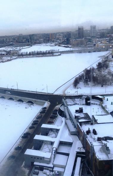 В Челябинске в этом году благоустроят девять общественных пространств. Об этом сообщил заместител