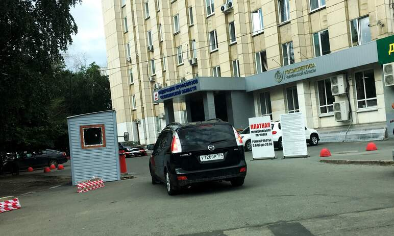 Юридические лица, желающие разместить автостоянки на территории Челябинска, должны заключать дого