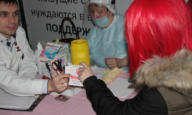 Жителей Челябинска сегодня, первого декабря, во Всемирный День борьбы со СПИДом, приглашают быстр