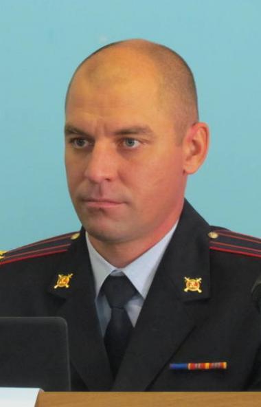 Начальник ГУ МВД России по Челябинской области Андрей Сергеев представил личному составу нового р