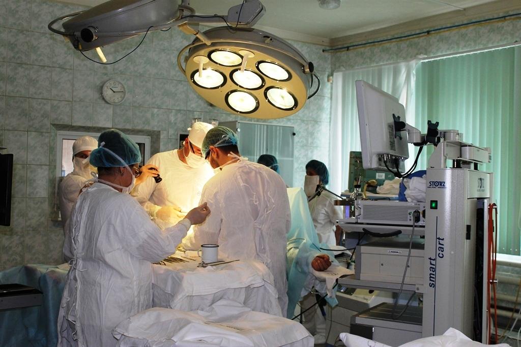 В мастер-классе приняли участие хирурги из Златоуста, Магнитогорска, Миасса, челябинской областно