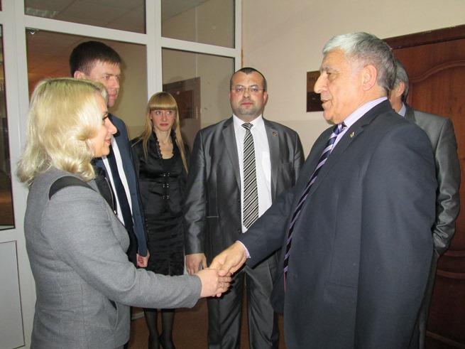 Как стало известно агентству «Урал-пресс-информ», Донецкую народную республику представлял минист