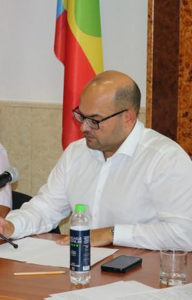 Выездная комиссия Общественной палаты Челябинской области во главе с первым заместителем ее предс